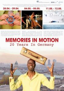 Memories in Motion: 20 Years in Germany, 2012