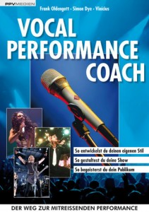 Vocal Performance Coach, PPV 2009